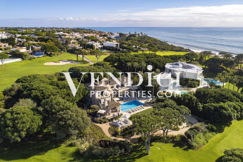 4+1 Bed Villa with Superb views
