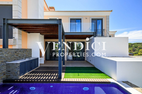 Two Bed Golf Villa For Sale