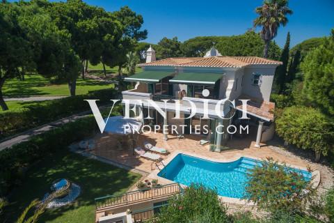 ** UNDER OFFER ** VALE DO LOBO : Superb 3 Bedroom Villa