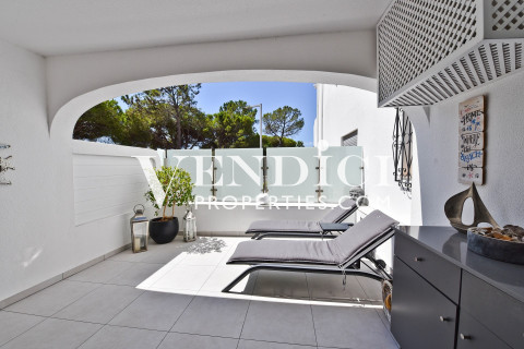 1+1 Bed, Renovated Ground Floor Apartment For Sale