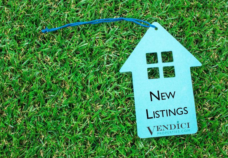 New Listings Webpage
